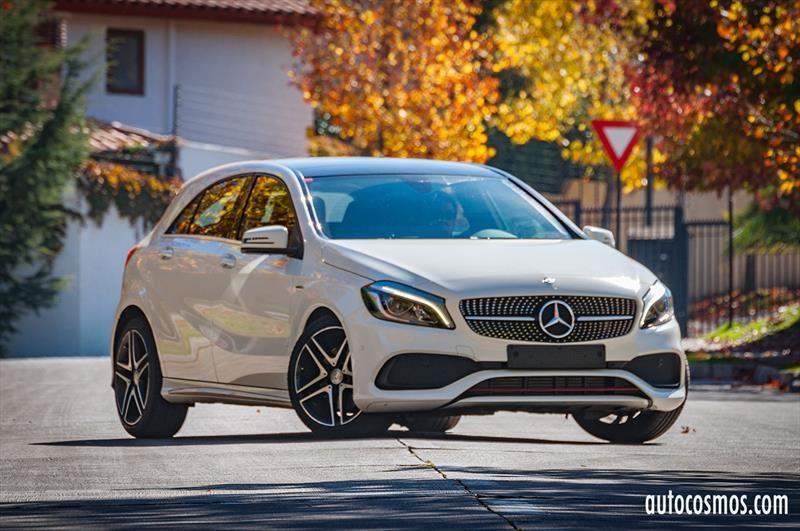 Test Drive: Mercedes A250 2017
