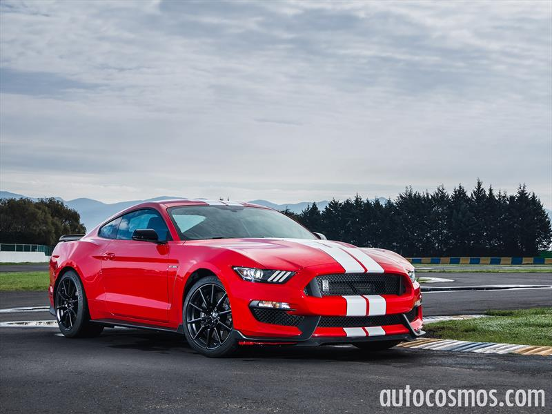 Ford Shelby Mustang GT350 2016