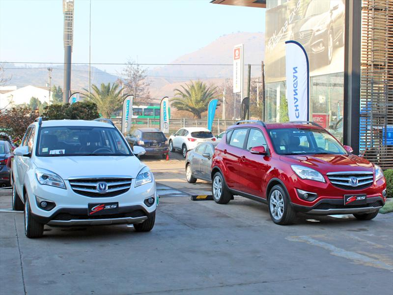 Changan CS35 Lanzamiento en Chile