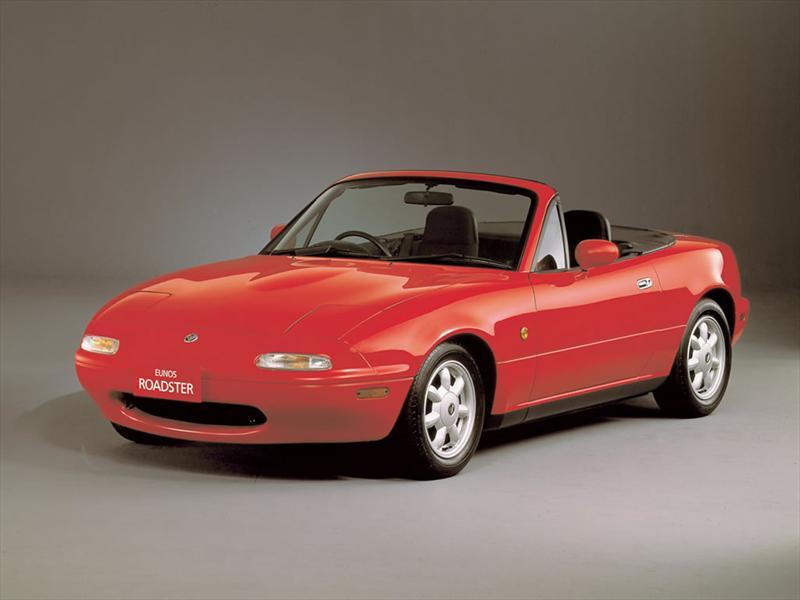 21. Mazda Miata 1989
