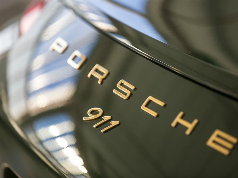 Porsche 911 - un millón