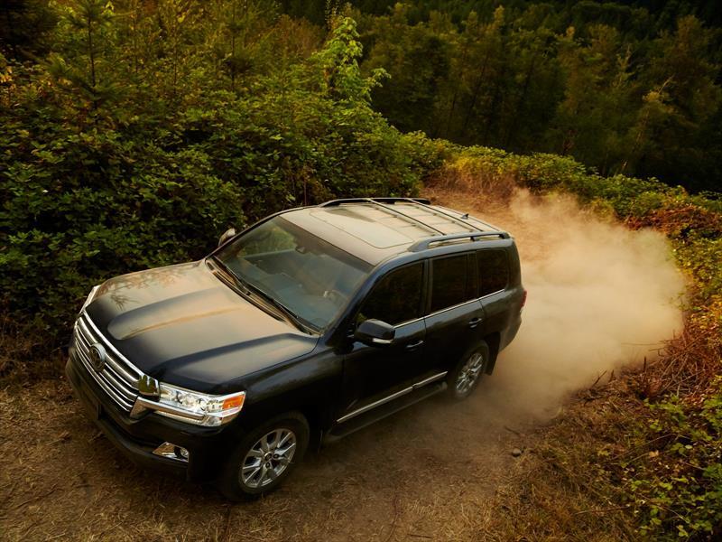 Nueva Toyota Land Cruiser