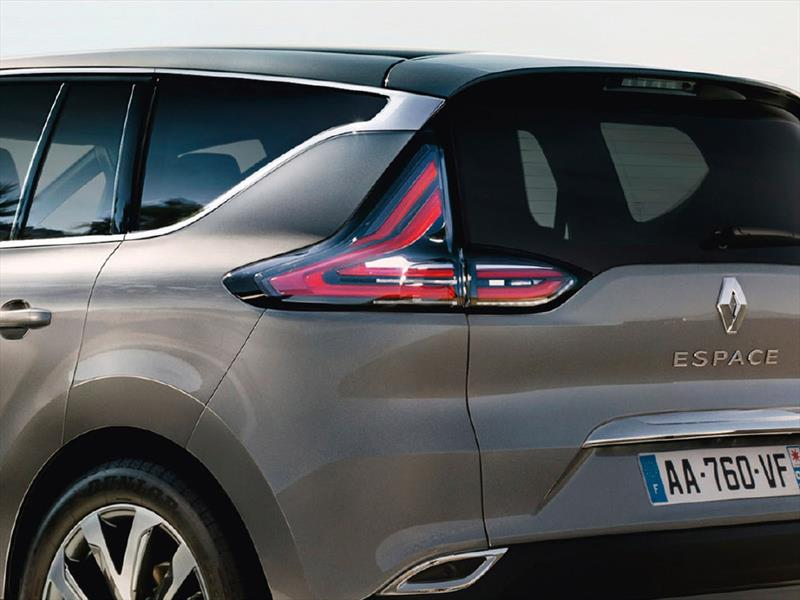 Salón de París 2014 - Nuevo Renault Espace - Noticias, novedades y ...