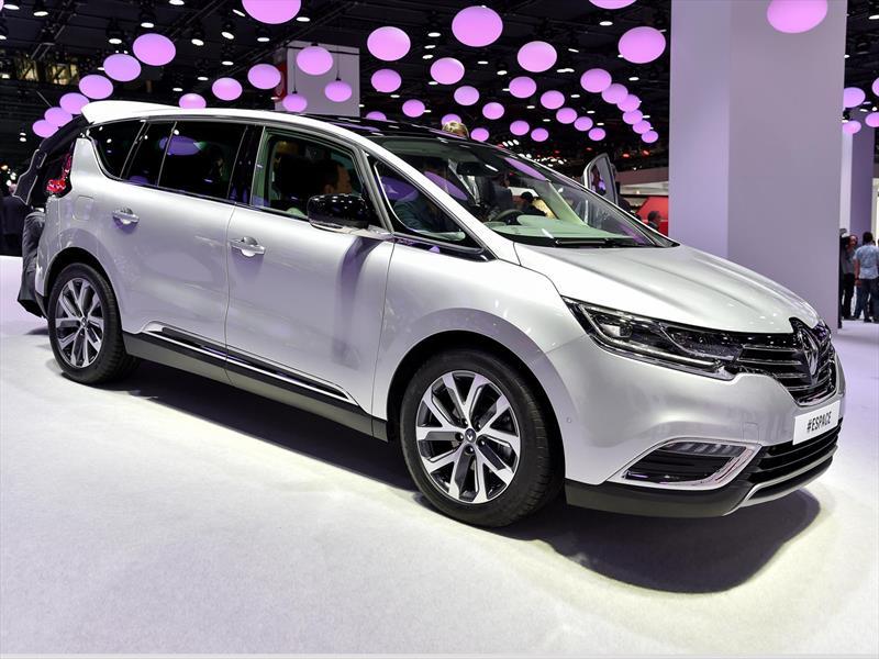 Salón de París 2014 - El nuevo Renault Espace cambia de juego ...