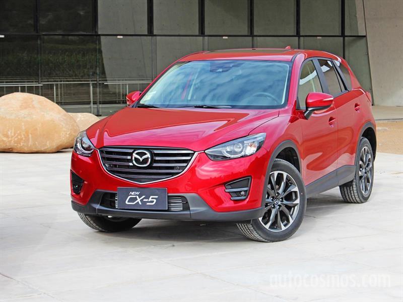 Mazda CX5 2015 Lanzamiento en Chile