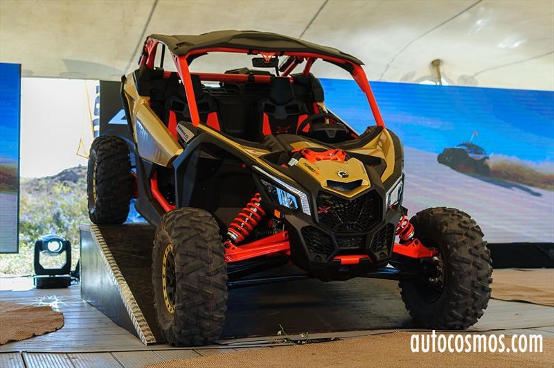Can-Am Maverick X3 2017