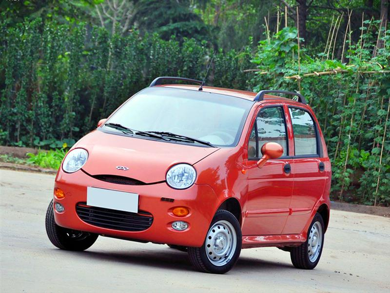 Top 10: Daewoo Matiz