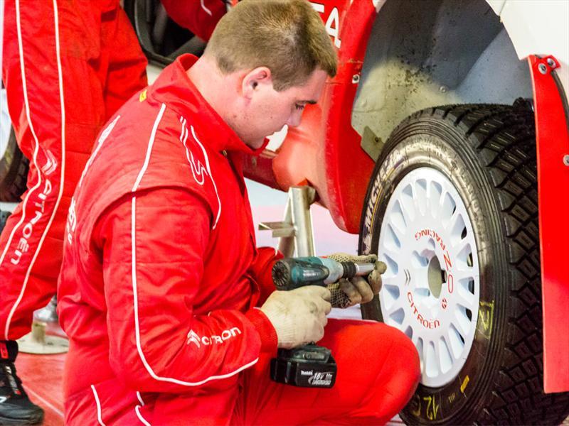 WRC: Rally México 2012 Día 2