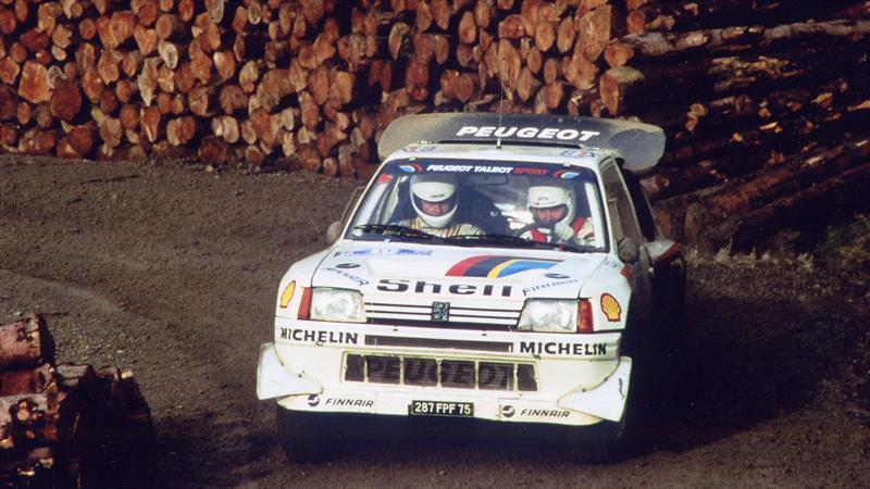Clásicos, Rally: La historia del Grupo B