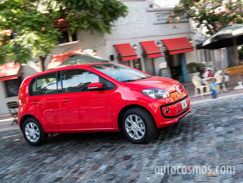 Volkswagen Up! IMotion a prueba