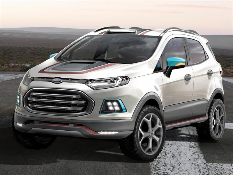 Ford EcoSport modificadas