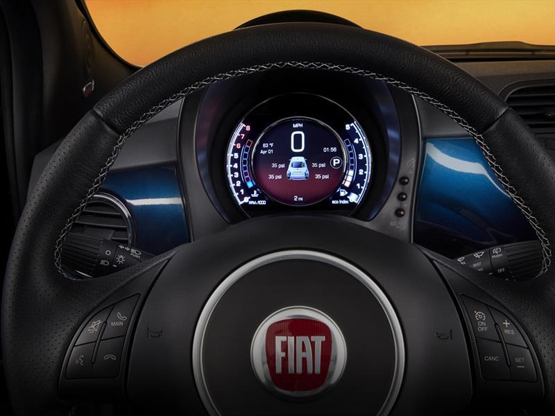FIAT  500 se renueva en New York 2014