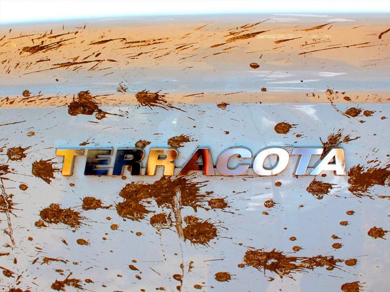 Foton Terracota Lanzamiento en Chile