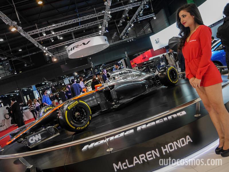 Honda en el Salón de Buenos Aires 2015