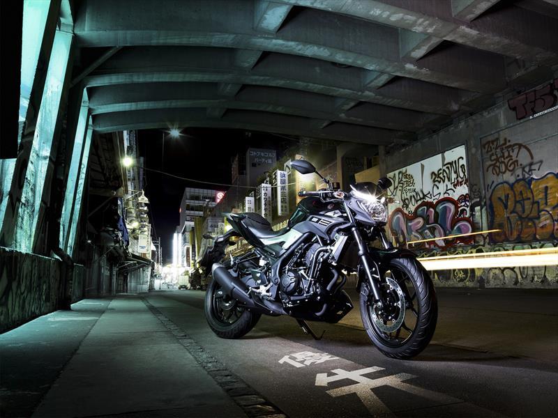 Yamaha MT-03 2017