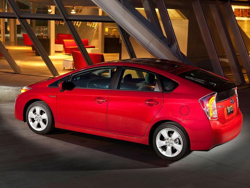 Otras tecnologías destacadas en el Toyota Prius