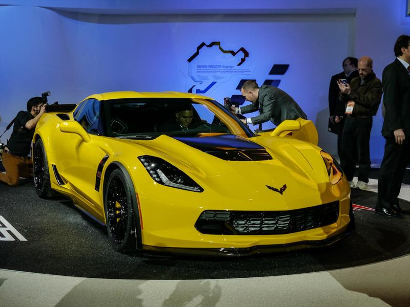 Top 10: Chevrolet Corvette Z06