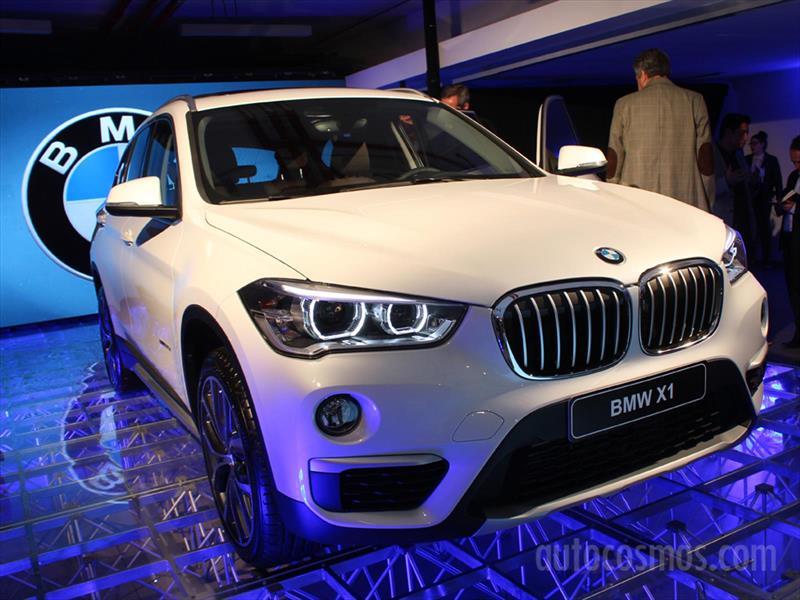 BMW X1 2016 Lanzamiento en Chile