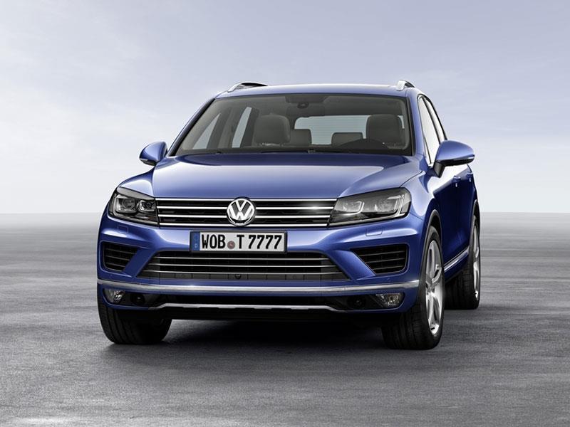 Nueva Volkswagen Touareg
