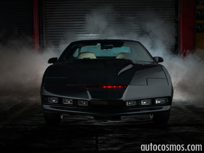 KITT, el auto increíble