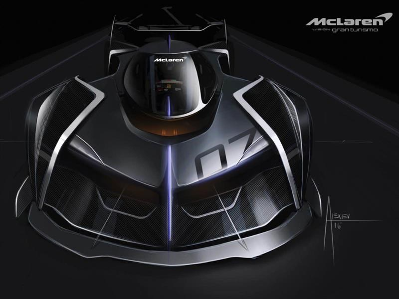 McLaren Ultimate Vision Gran Turismo 2018