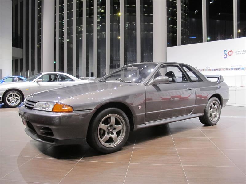 3° Nissan Skyline GT-R (R32) 1989-1994