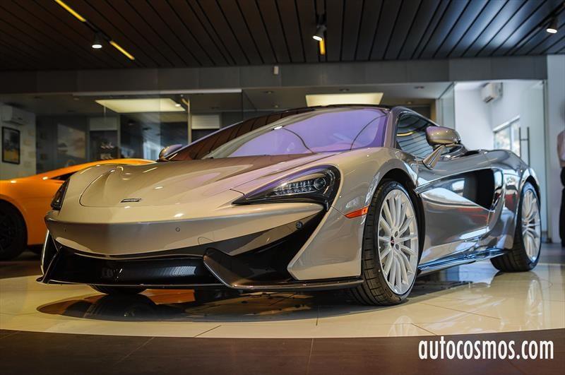 McLaren 570 GT - Lanzamiento en Chile
