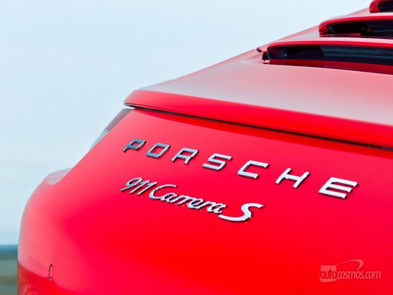 Porsche 911 Carrera S (991) 2012