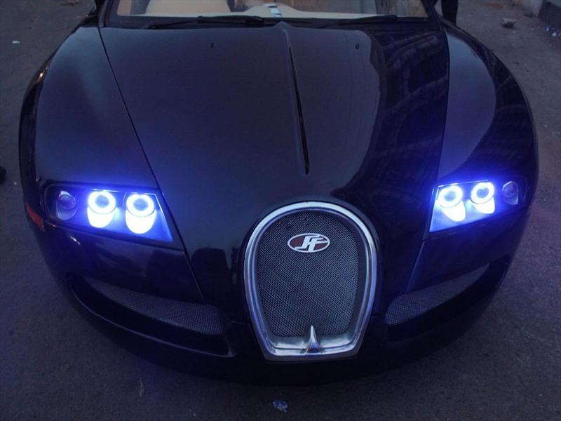Mini Bugatti Veyron