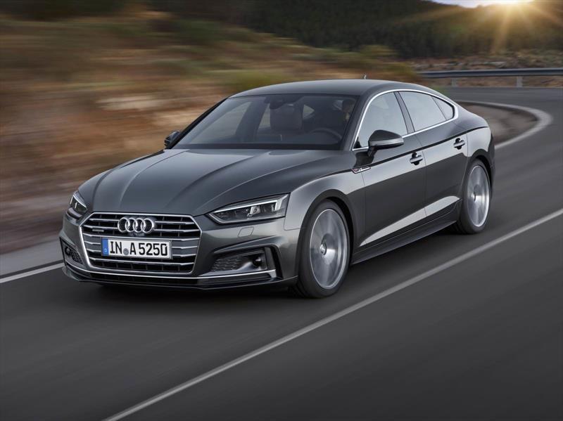 Nuevos Audi A5 / S5 Sportback
