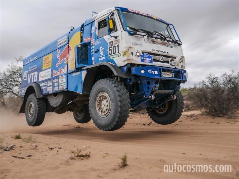 Dakar 2017 desde adentro