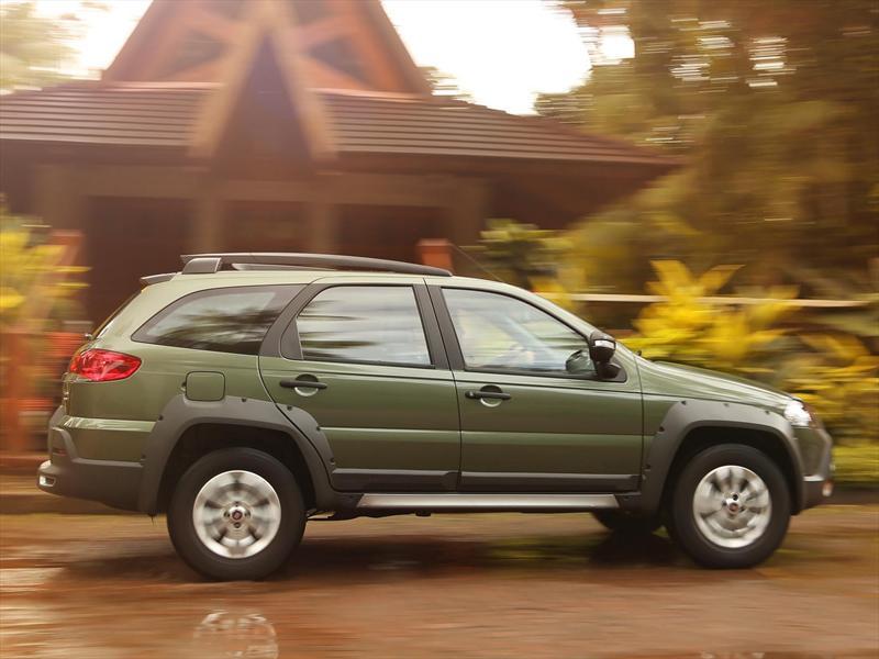 FIAT Palio Adventure 2013 llega a México