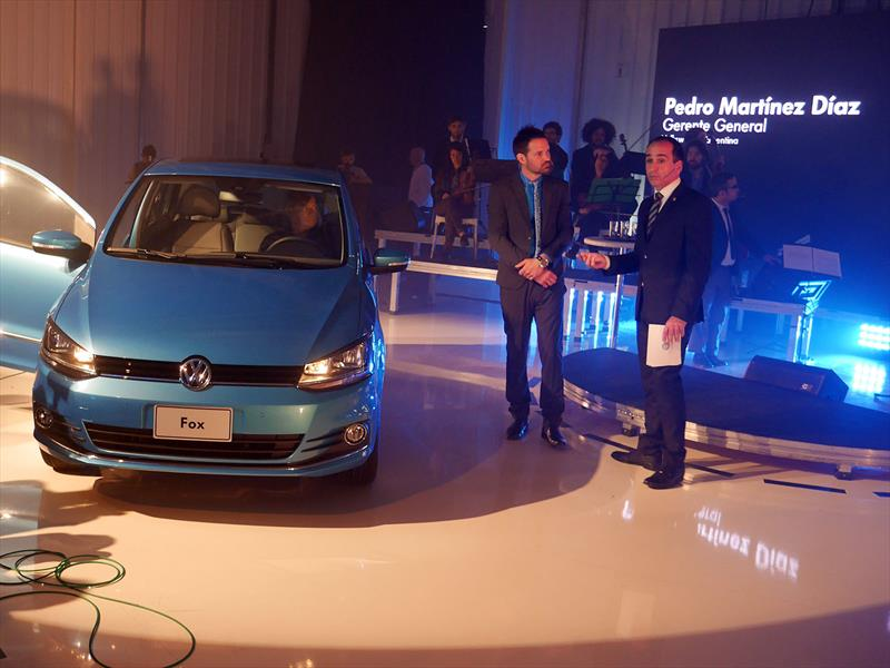 Volkswagen Fox y Cross Fox se renuevan