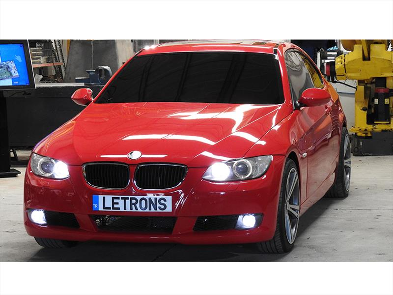 Letrons un BMW Serie 3 Transformer
