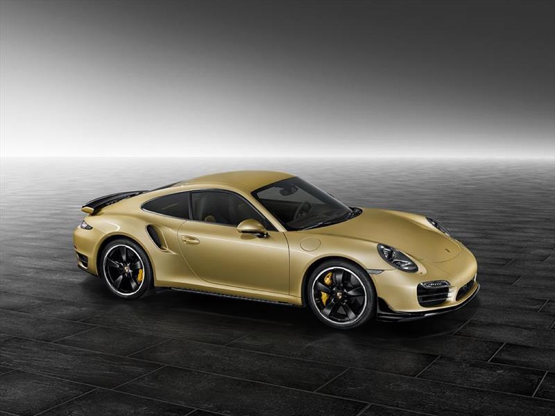 """Porsche """"Aerokit Turbo"""" 911 Turbo y 911 Turbo S"""
