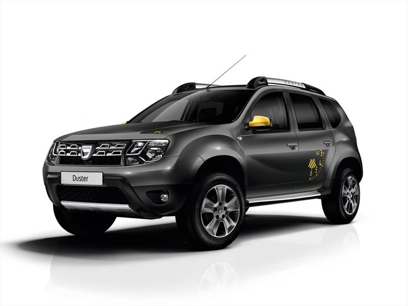 Dacia Duster Blackstorm