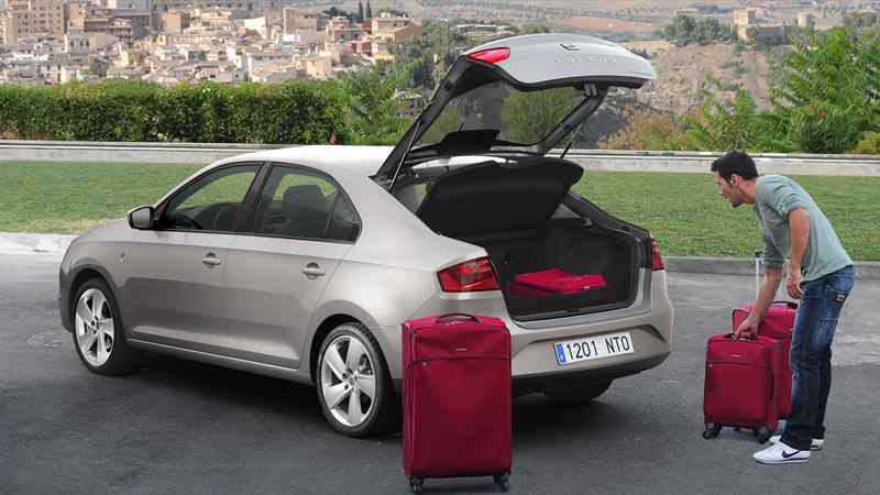 SEAT Toledo 2013, primer contacto en España