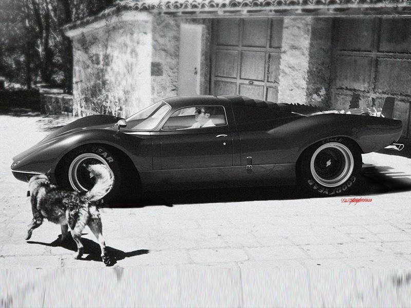 Pagani Zonda 1968