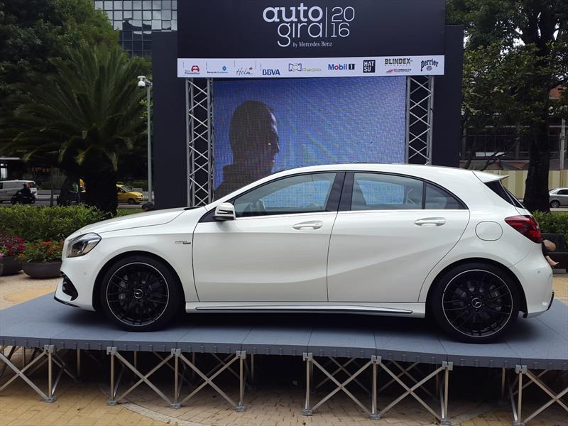 Autogira 2016 by Mercedes-Benz