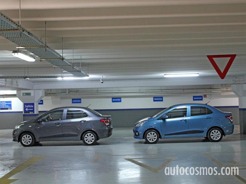 Hyundai Grand i10 Sedán Lanzamiento en Chile
