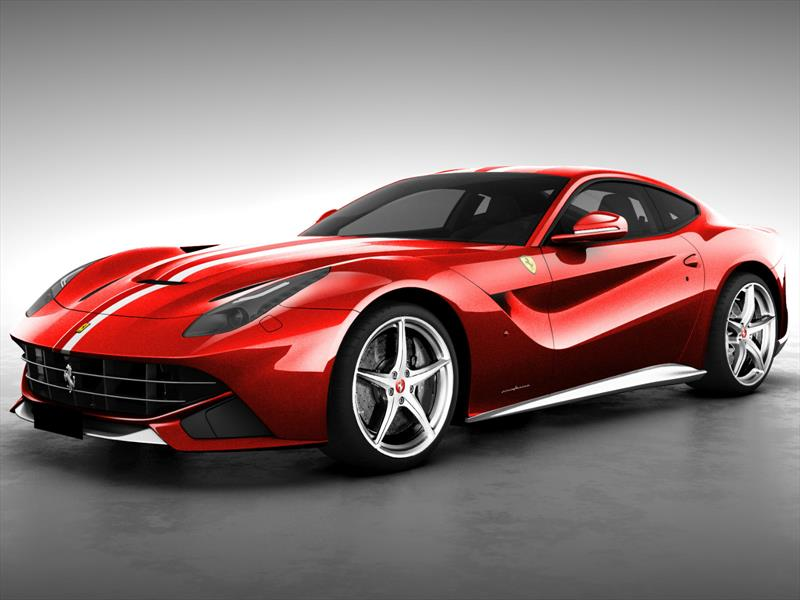 Ferrari F12berlinetta Singapore 50th Anniversary
