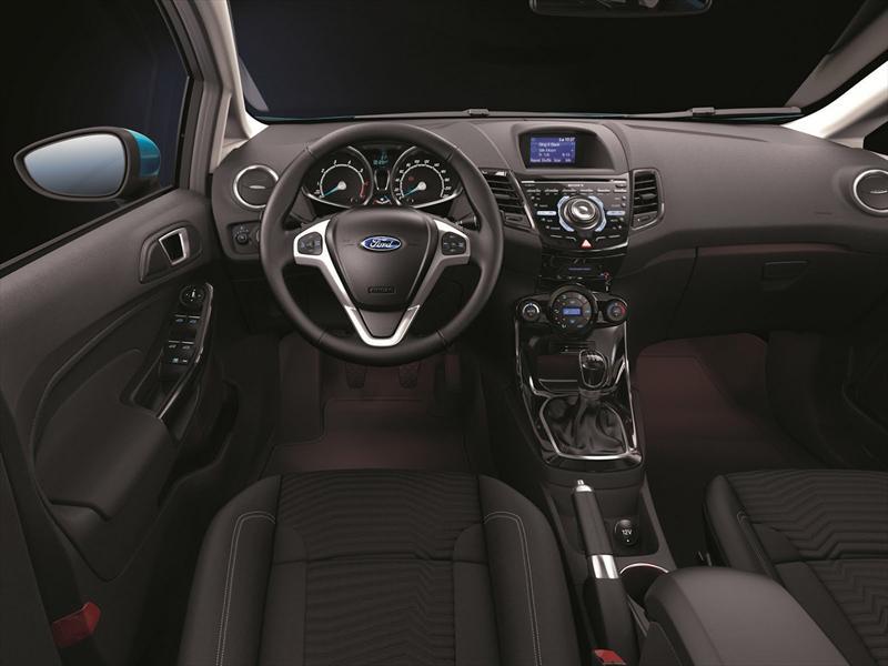 Ford Fiesta ST en París 2012