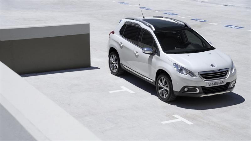 Peugeot 2008 2014
