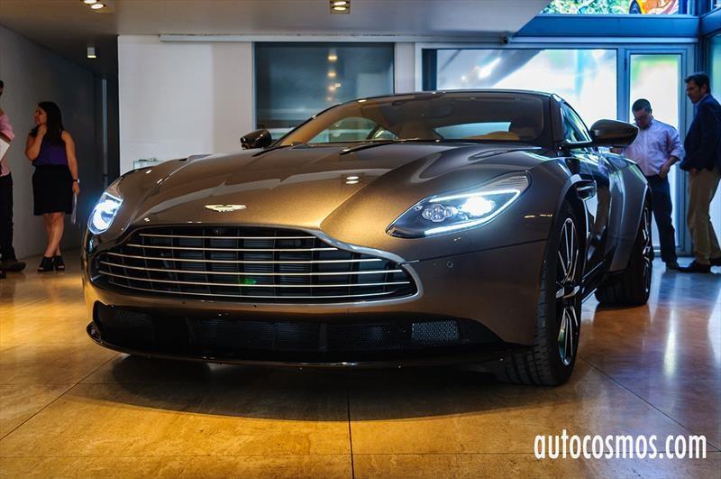 Aston Martin DB11 - Lanzamiento en Chile