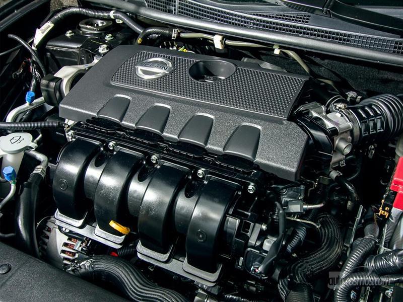 Nuevo Nissan Sentra 2013 en exclusiva
