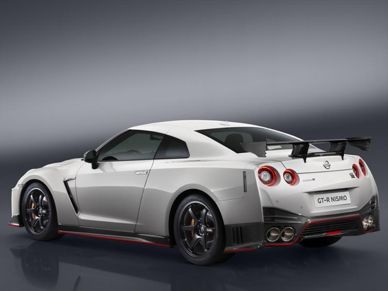 Nuevo Nissan GT-R NISMO