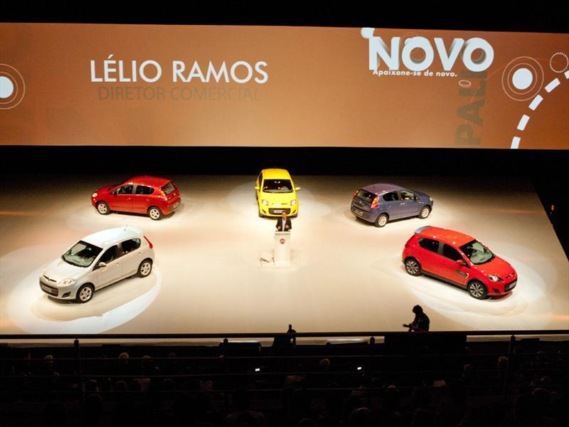 FIAT Nuevo Palio + fotos