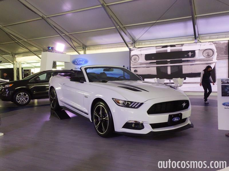 Ford Mustang California Special 2016