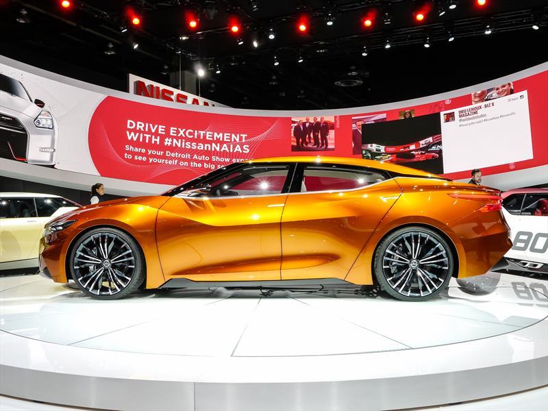 Top 10: Nissan Sport Sedan Concept