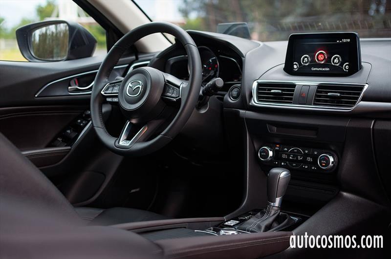 Test Drive: Mazda3 2017